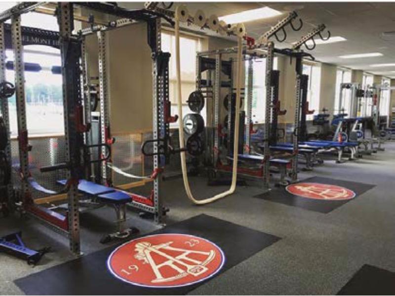 Belmont Hill Sorinex Weightroom