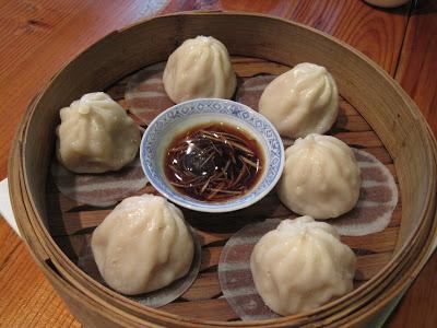Shanghai Gate's steamed pork buns (http://morethanjustdimsum.blogspot.com)