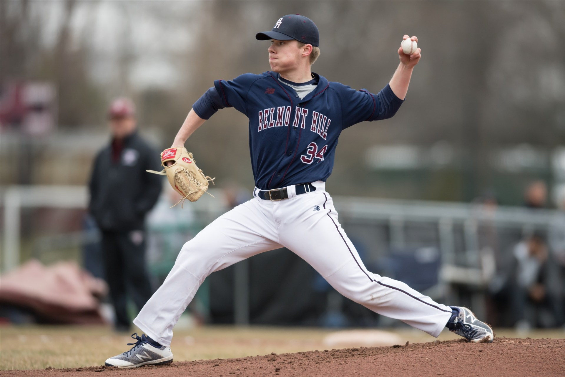 In a League of their Own: Belmont Hill Baseball