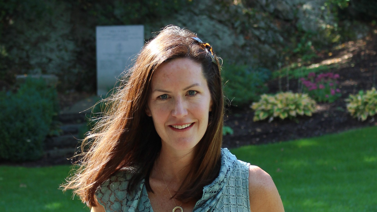 Ms. D'Annolfo Brings Vast Experience to the Belmont Hill English Department