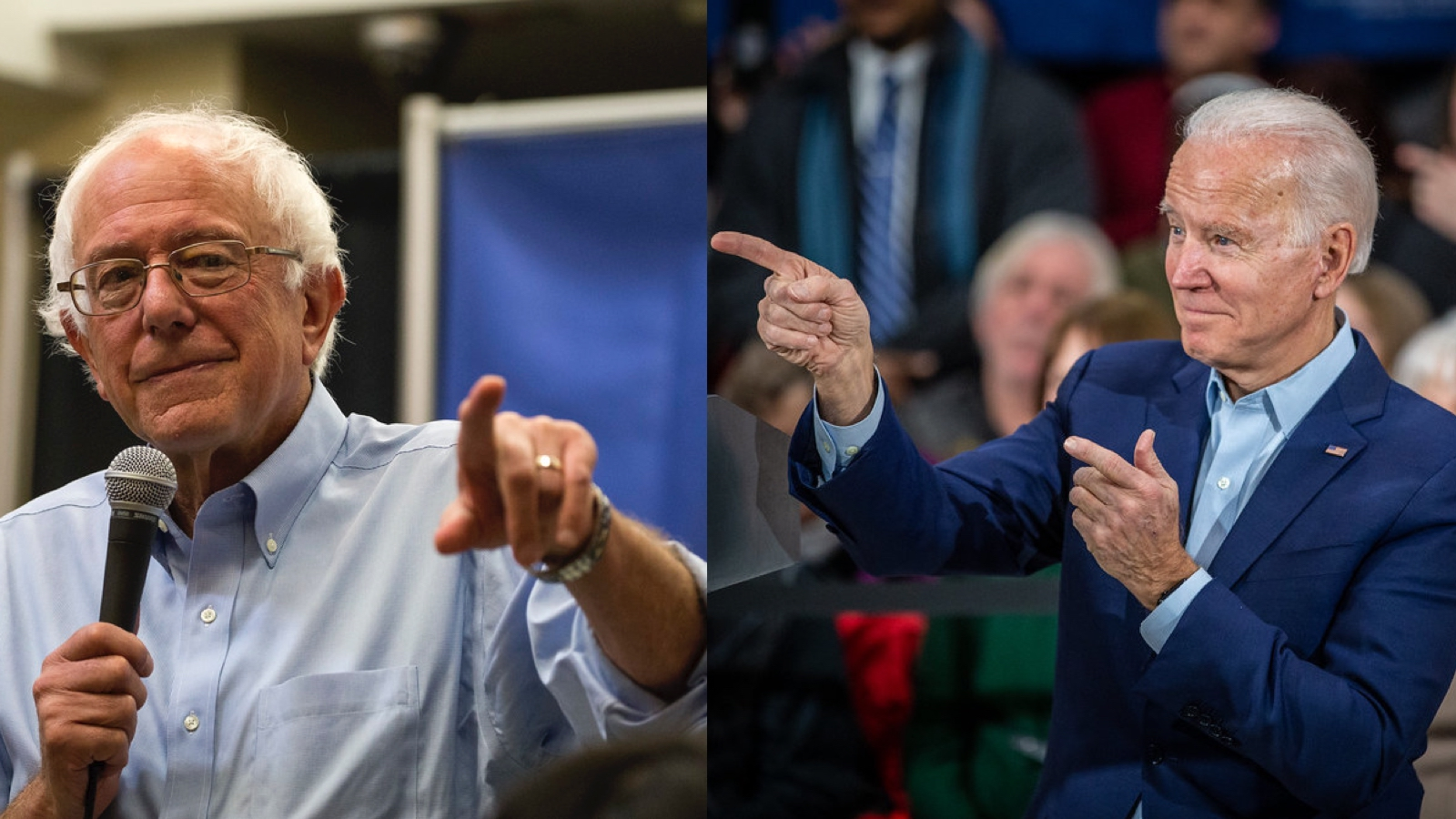 Democratic Primary Race Shifts Rapidly